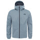 The North Face M's Quest Jacket Monument Grey/Black Heather